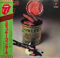 THE ROLLING STONES - STICKY FINGERS (SHM-CD, MINI LP)