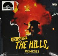 "THE WEEKND - THE HILLS REMIXES (12"")"