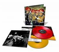 THE WHO - ODDS & SODS (RED + YELLOW vinyl 2LP)