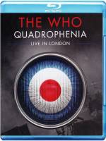 THE WHO - QUADROPHENIA: LIVE IN LONDON (BLU-RAY)