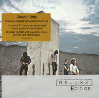 THE WHO - WHO'S NEXT (2CD)