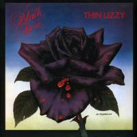 THIN LIZZY - BLACK ROSE (LP)