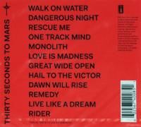 THIRTY SECONDS TO MARS - AMERICA (CD)