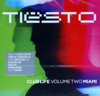 TIESTO - CLUB LIFE VOLUME TWO: MIAMI (CD)
