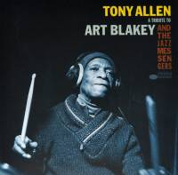 "TONY ALLEN - A TRIBUTE TO ART BLAKEY & THE JAZZ MESSENGERS (10"" EP)"