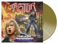 TRAITOR - THRASH COMMAND (GOLD vinyl LP)