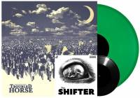 "TROUBLED HORSE - REVOLUTION ON REPEAT (GREEN vinyl LP + 7"")"