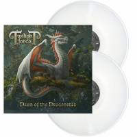 TWILIGHT FORCE - DAWN OF THE DRAGONSTAR (WHITE vinyl 2LP)
