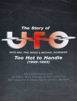 UFO - TOO HOT TO HANDLE (1969-1993) (DVD)