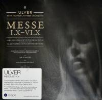 ULVER With TROMSO CHAMBER ORCHESTRA - MESSE I.X-VI.X (CD)