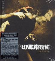 UNEARTH - THE MARCH (CD + DVD)