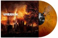 UNEARTH - THE ONCOMING STORM (ORANGE-BROWN MARBLED vinyl LP)