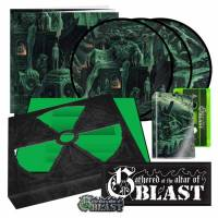 "V/A - GATHERED AT THE ALTAR OF BLAST (3x7"" PICTURE DISCS + CASSETTE BOX SET)"