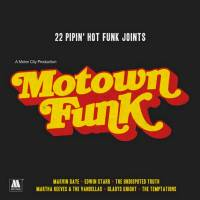 V/A - MOTOWN FUNK (COLOURED vinyl 2LP)
