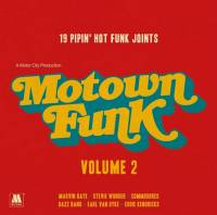 V/A - MOTOWN FUNK VOLUME 2 (COLOURED vinyl 2LP)