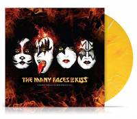 V/A - THE MANY FACES OF KISS: A JOURNEY THROUGH THE INNER WORLD OF KISS (COLOURED vinyl 2LP)