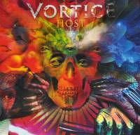 VORTICE - HOST (RED vinyl LP)