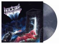 VULTURE - GHASTLY WAVES & BATTERED GRAVES (LILAC/WHITE MARBLED vinyl LP)