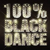 V/A - 100% BLACK DANCE  (2CD)
