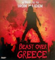 V/A - BEAST OVER GREECE: A TRIBUTE TO IRON MAIDEN (CD)