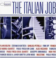 V/A - BLUE NOTE PRESENTS: THE ITALIAN JOB (CD)