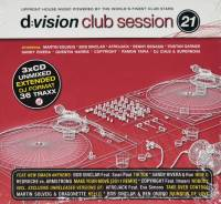 V/A - D:VISION CLUB SESSION 21 (3CD)