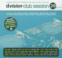 V/A - D:VISION CLUB SESSION 29 (3CD)