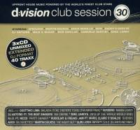 V/A - D:VISION CLUB SESSION 30 (3CD)