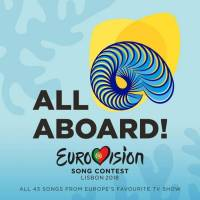 V/A - EUROVISION SONG CONTEST LISBON 2018 (2CD)
