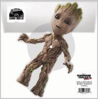 "V/A - MUSIC FROM GUARDIANS OF THE GALAXY VOL.2 (7"" SHAPED PICTURE DISC)"