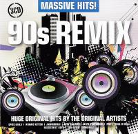 V/A - MASSIVE HITS! 90s REMIX (3CD)