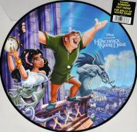 OST - SONGS FROM THE HUNCHBACK OF NOTRE DAME (PICTURE DISC LP)