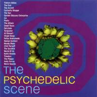 V/A - THE PSYCHEDELIC SCENE (2LP)