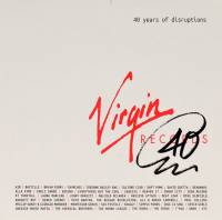 V/A - VIRGIN RECORDS: 40 YEARS OF DISRUPTIONS (3CD BOX SET)
