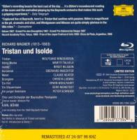 V/A - WAGNER: TRISTAN AND ISOLDE (3CD + BLU-RAY AUDIO BOX SET)