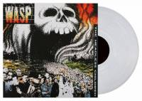 W.A.S.P. - THE HEADLESS CHILDREN (CLEAR vinyl LP)