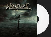 WAR CURSE - ERADICATION (WHITE vinyl LP)