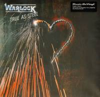 WARLOCK - TRUE AS STEEL (LP)