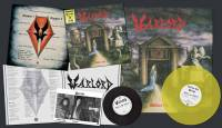WARLORD - DELIVER US (YELLOW vinyl LP + 7