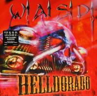 W.A.S.P. (WASP) - HELLDORADO (ORANGE vinyl LP)