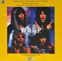 W.A.S.P. (WASP) - THE LAST COMMAND (COLOURED vinyl LP)