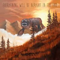 WEEZER - EVERYTHING WILL BE ALRIGHT IN THE END (CD)