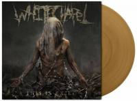 WHITECHAPEL - THIS IS EXILE (GOLDEN vinyl LP)