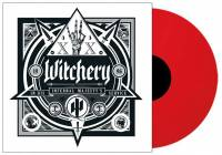 WITCHERY - IN HIS INFERNAL MAJESTY'S SERVICE (RED vinyl LP)