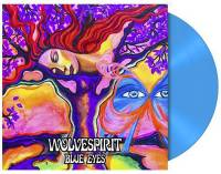 WOLVESPIRIT - BLUE EYES (LIGHT BLUE vinyl LP)