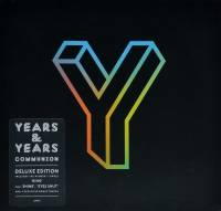 YEARS & YEARS - COMMUNION (CD)