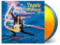 YNGWIE MALMSTEEN - FIRE & ICE (COLOURED vinyl 2LP)