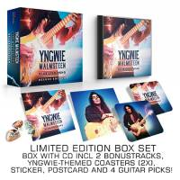 YNGWIE MALMSTEEN - BLUE LIGHTNING (CD BOX SET)