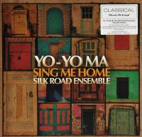YO-YO MA & THE SILK ROAD ENSEMBLE - SING ME HOME (2LP)