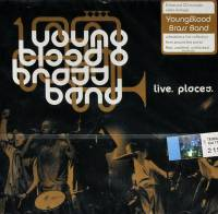 YOUNGBLOOD BRASS BAND - LIVE. PLACES. (CD)